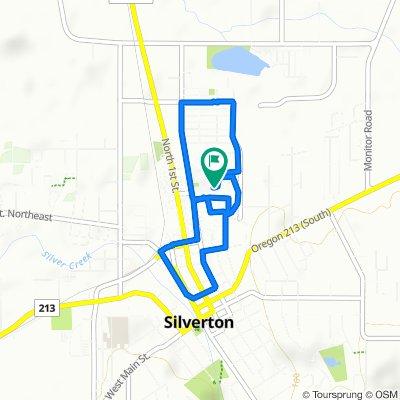 938 Bryan Ct, Silverton to 938 Bryan Ct, Silverton