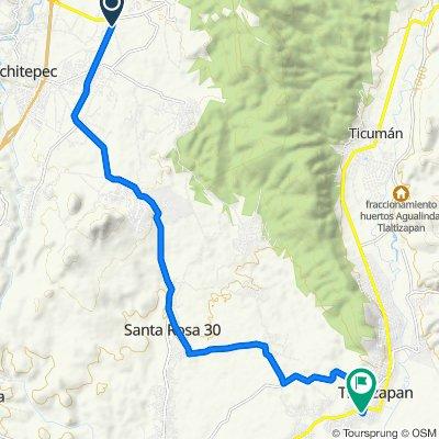 Blistering ride in Tlaltizapán