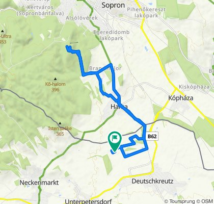 Girm-Harka MTB Sopron