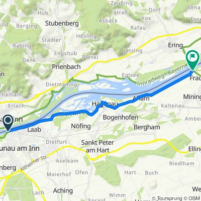 Innradweg - 15b: Braunau am Inn-Ering
