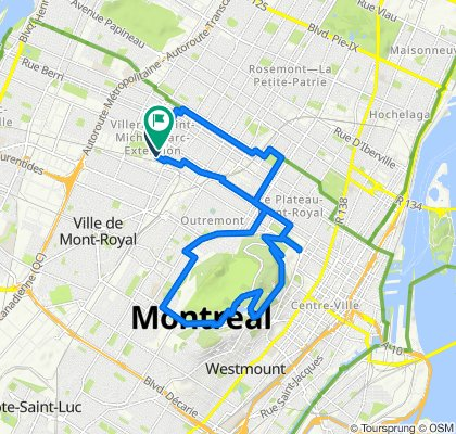 Tour Mont Royal