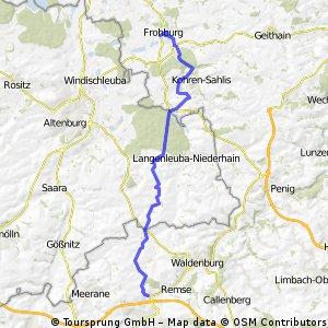 Glauchau -Frohburg