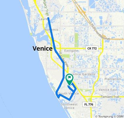541 Terrapin Rd, Venice to 541 Terrapin Rd, Venice