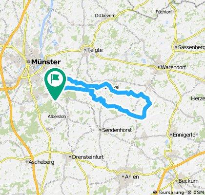 Angelmodde - Hoetmar - Fintrup - Alverskirchen