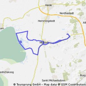 Tour de Koog