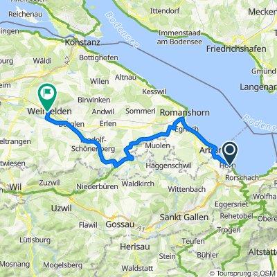 Tour de Thurgau (Horn– Weinfelden)