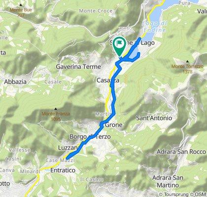 Da Via XXV Aprile 20D, Spinone Al Lago a Via XXV Aprile 20D, Spinone Al Lago