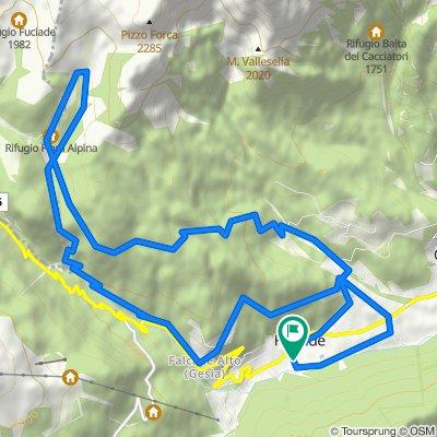 Falcade SpAccABikE® (19,15km)