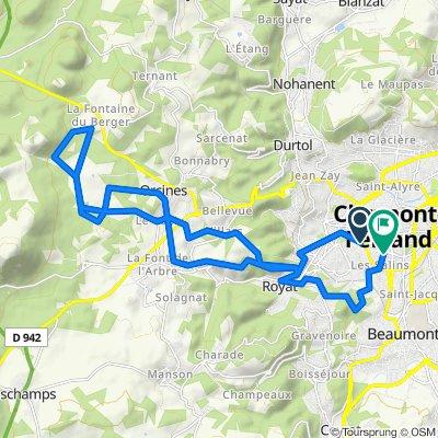 Clermont - Golf des volcans 2
