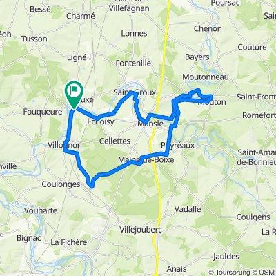 Ballade 40 km