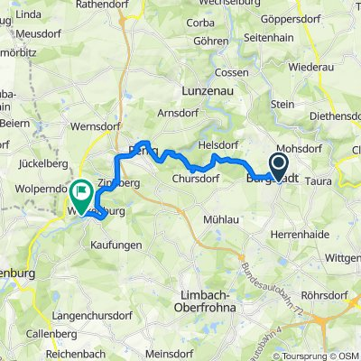 Burgstädt-Wolkenburg