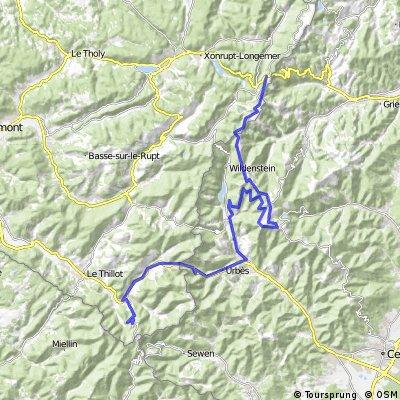 Stef@ns Tour zur Tour 2005 Etappe 3 Teil 2 am  09.07.05