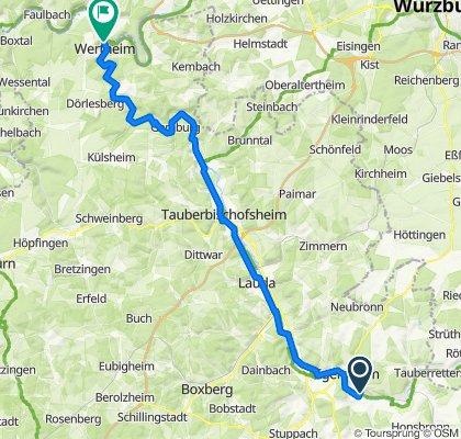 Markelsheim-Wertheim