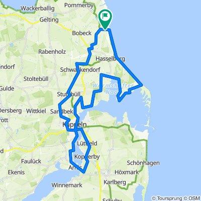 Kronsgaard-Kappeln-Arnis