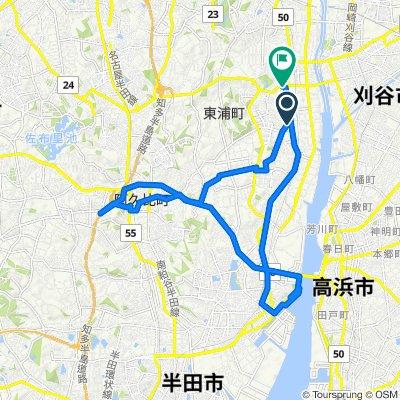 De 35-2, Ishihama Obota, Higashiura-Cho, Chita-Gun a 49, Ogawa Heisei, Higashiura-Cho, Chita-Gun