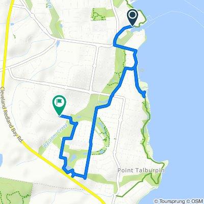 12A Meissner Street, Redland Bay to 17 Banksia Street, Redland Bay