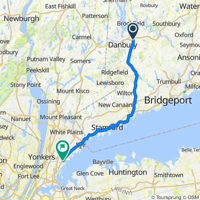 Montreal to DC - Day 8