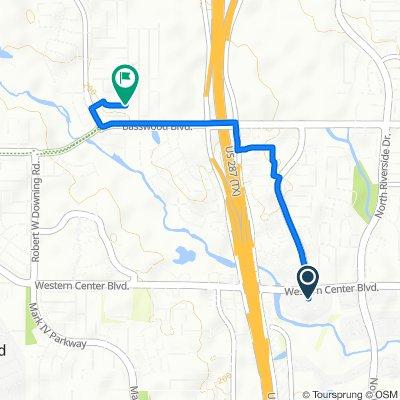 6571–6579 Saint Andrews Ln, Fort Worth to 7425 Bronsind Trail, Fort Worth