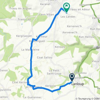 De Bel Orient 2, Lanloup à Rue Hent Coat Lerien 6bis, Plouézec