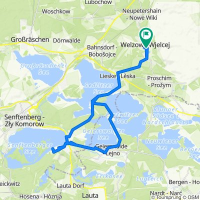 tour 200817 welzow - grosskoschen