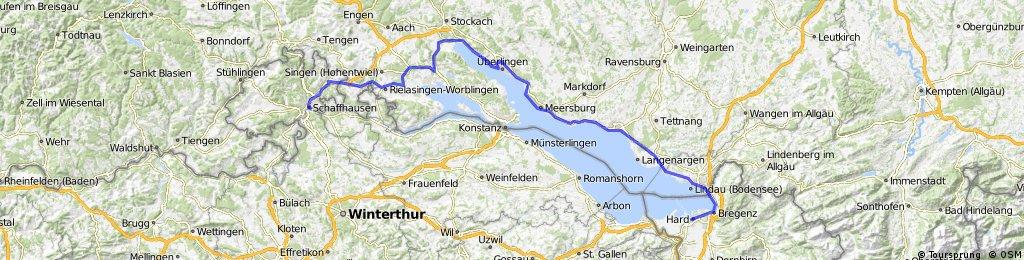 Feuerthalen-Friedrichshafen-Hard (A)
