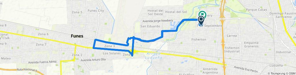 De Martinez Estrada 8021–8093, Rosario a Pasaje 1461 1610, Rosario