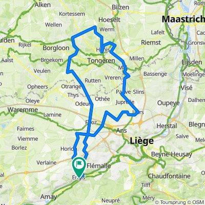 La limbourgeoise on GPSies.com