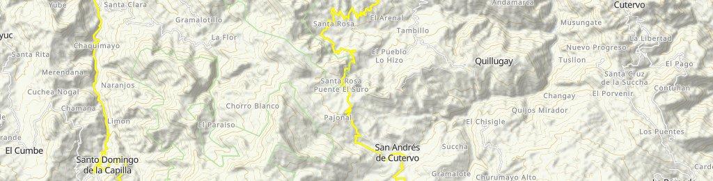 san Andrés - Santa Rosa