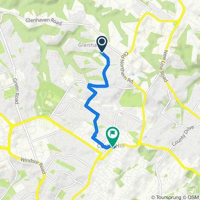 20 Grange Road, Glenhaven to Old Northern Road, Castle Hill