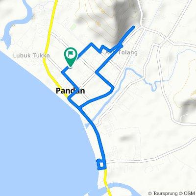 Gang Pandan Indah 72 to Gang Pandan Indah 72