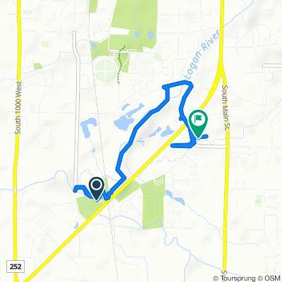 1551 S Highway 89, Logan to 1150 S 100 W, Logan