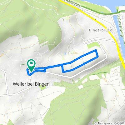 Stromberger Straße 8, Weiler bei Bingen nach Stromberger Straße 8, Weiler bei Bingen