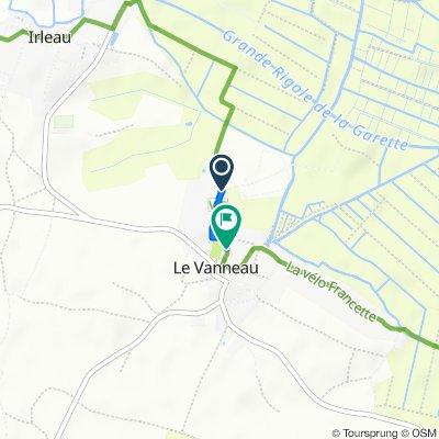 De 2 Impasse de Caillolet, Le Vanneau-Irleau à 1–7 Impasse de l'Aumée, Le Vanneau-Irleau
