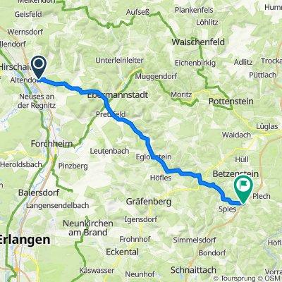 Buttenheim-Eibgrat