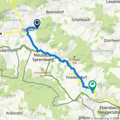 Schönbach Oberdorfweg 21