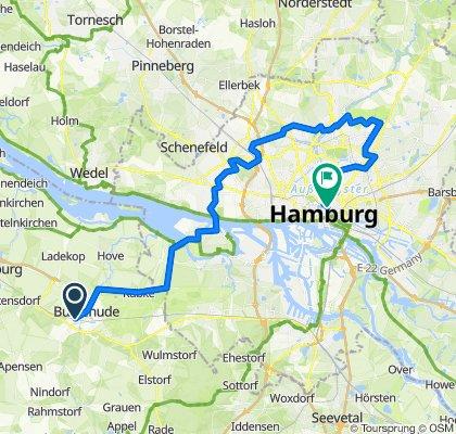 Hamburgs grüne Flecken 2020