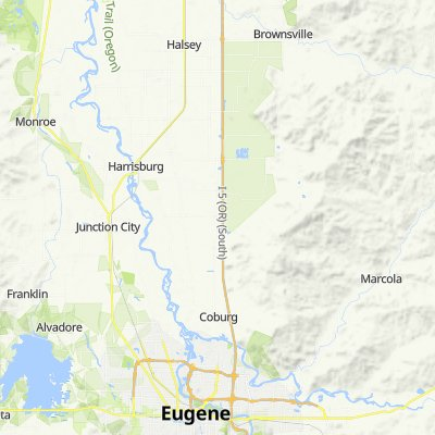 27400–27460 Fisher Rd, Halsey to 780 Club Way, Eugene
