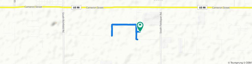 Hollier Road 404B, Duson to Hollier Road 404B, Duson
