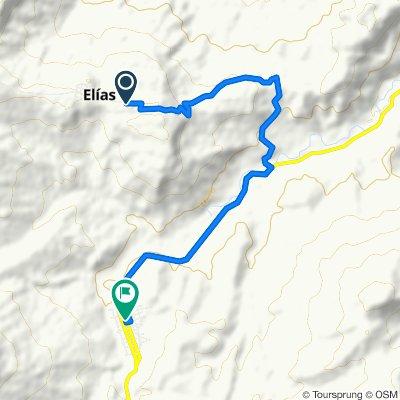 De Calle 2, Elias a Neiva-San Agustín 844, Timana