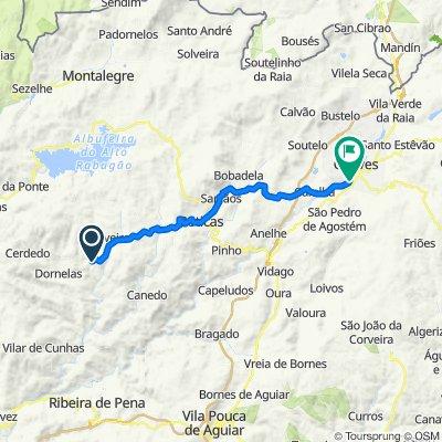 De R311 a Estrada Braga