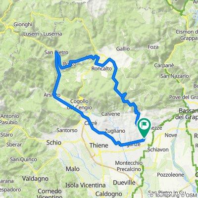 Castelletto/Lusiana