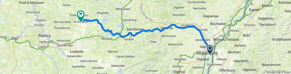Strassburg - Tuilerie