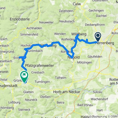 Schwarzwaldtour 05.-14.08.2015