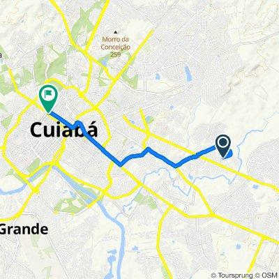 De Unnamed Road a Rua Estevão de Mendonça 731