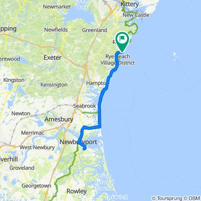 Rye to Newburyport and Back