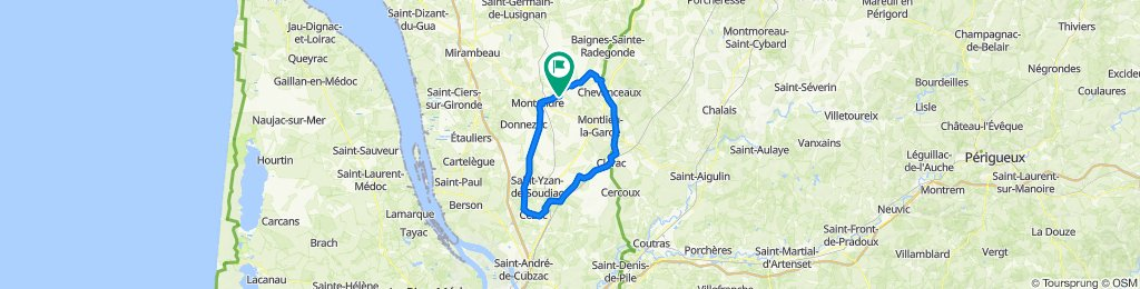 Montendre Cycling