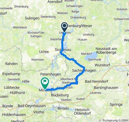 Liebenau-Minden