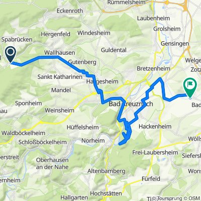In der Beun 13, Argenschwang nach Wöllsteiner Straße 35, Pfaffen-Schwabenheim