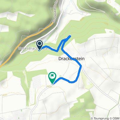 Gosbacher Straße 9, Drackenstein nach K1435, Hohenstadt