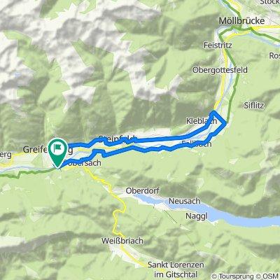 WS Montag 1 Drau ab Bruggen 32km GH Wulz nach 32km